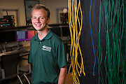Ryan Kemper. Communications, ITS, Student, Undergraduate Admissions, Voices of OHIO