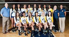 2014 A&T Volleyball Season