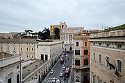 A panoramic view of central Rome  on 15 March 2018. Christian Mantuano / OneShot