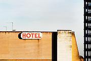 Hotel with Rotunda