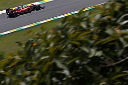 Kimi Raikkonen (FIN) Scuderia Ferrari <br /> 11.11.2016. Formula 1 World Championship, Rd 20, Brazilian Grand Prix, Sao Paulo, Brazil, Practice Day.<br /> Copyright: Charniaux / XPB Images / action press