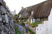 Cadgwith Thatch Cottage