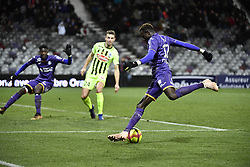 January 27, 2019 - Toulouse, France - Issiaga Sylla  (Credit Image: © Panoramic via ZUMA Press)