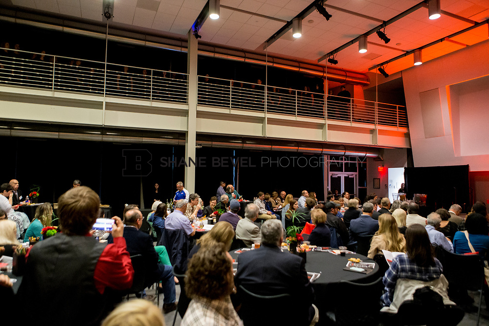 4/29/17 5:17:17 PM -- Tedx TulsaCC event at the Center for Creativity. Released under Creative Commons license for non commercial, non derivative usage. <br /> <br /> Photo by Shane Bevel