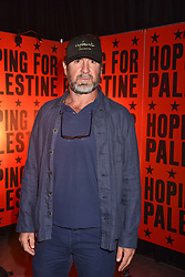 """Eric Cantona at """"Hoping For Palestine"""" Benefit Concert For Palestinian Refugee Children held at The Roundhouse, Chalk Farm Road, England. 04 June 2018. <br /> Photo by Dominic O'Neill/SilverHub 0203 174 1069/ 07711972644 - Editors@silverhubmedia.com"""