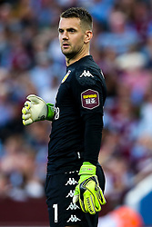 Thomas Heaton of Aston Villa - Mandatory by-line: Robbie Stephenson/JMP - 23/08/2019 - FOOTBALL - Villa Park - Birmingham, England - Aston Villa v Everton - Premier League