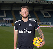 Central defender Kerr Waddell has signed a contract extension at Dundee FC, the 19 year old has featured in all of the Dark Blues nine games so far in the 2017-18 season<br /> <br />  - &copy; David Young - www.davidyoungphoto.co.uk - email: davidyoungphoto@gmail.com