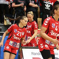 HBALL: 3-4-2016 - Randers HK - Dunaujvaros - EHF Cup SF