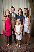 Searcy family portraits in New Orleans on July 26, 2015 by George Long