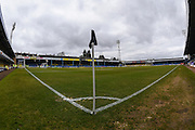 Roots Hall shortly before  the Sky Bet League 1 match between Southend United and Gillingham at Roots Hall, Southend, England on 19 March 2016. Photo by Martin Cole.
