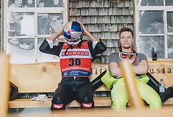 18.01.2020, Hochfirstschanze, Titisee Neustadt, GER, FIS Weltcup Ski Sprung, im Bild Gregor Schlierenzauer (AUT) // Gregor Schlierenzauer of Austria during the FIS Ski Jumping World Cup at the Hochfirstschanze in Titisee Neustadt, Germany on 2020/01/18. EXPA Pictures © 2020, PhotoCredit: EXPA/ JFK
