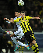 Fussball Uefa Champions League 2012/13: Borussia Dortmund - Real Madrid
