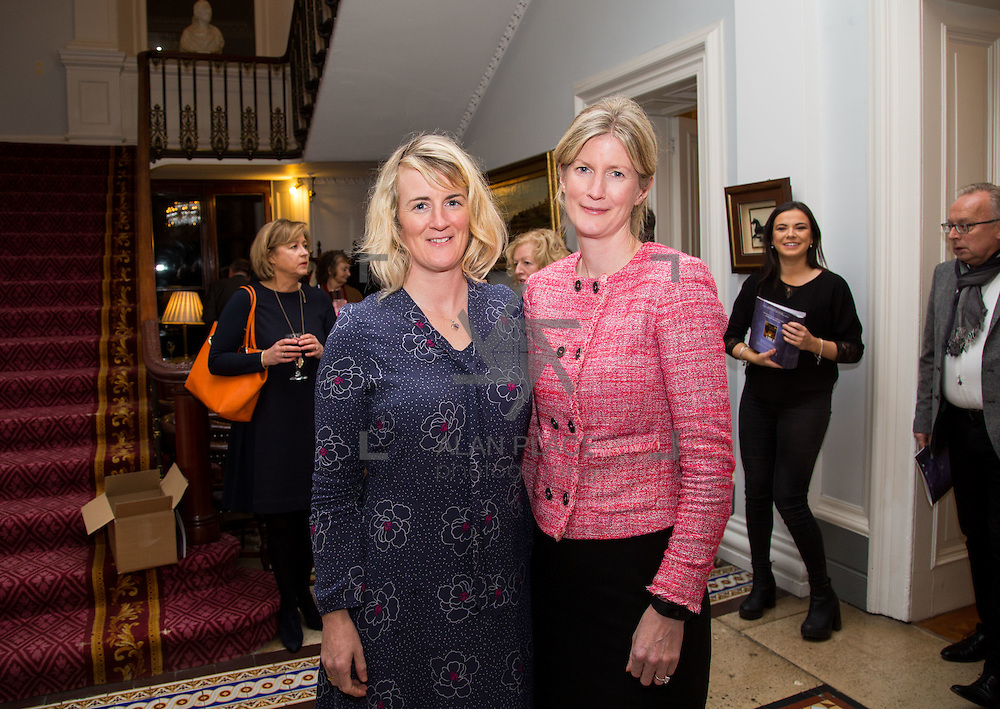 22.11.2016                   <br /> University of Limerick (UL) hosted a gala concert celebrating the music of renowned composer M&iacute;che&aacute;l &Oacute; S&uacute;illeabh&aacute;in.<br /> <br /> Pictured at a special reception before the concert were, Fiona and Emily Ryan.<br /> <br /> <br /> The RT&Eacute; Concert Orchestra, conducted by David Brophy, performed with M&iacute;che&aacute;l and a selection of special guests in University Concert Hall Limerick. Picture: Alan Place