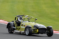 #2 Matthew Reeve Caterham Tracksport during the Avon Tyres Caterham Tracksport Championship at Oulton Park, Little Budworth, Cheshire, United Kingdom. August 13 2016. World Copyright Peter Taylor/PSP.