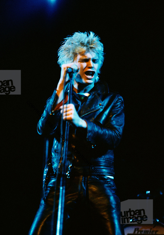 Generation X Live .. Billy Idol