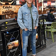 Love Island's Eyal Booker attend Celebs On The Ranch photocall at Jerusalem Bar & Kitchen, on 1st April 2019, London, UK.