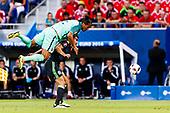 Semifinal Portugal - Wales