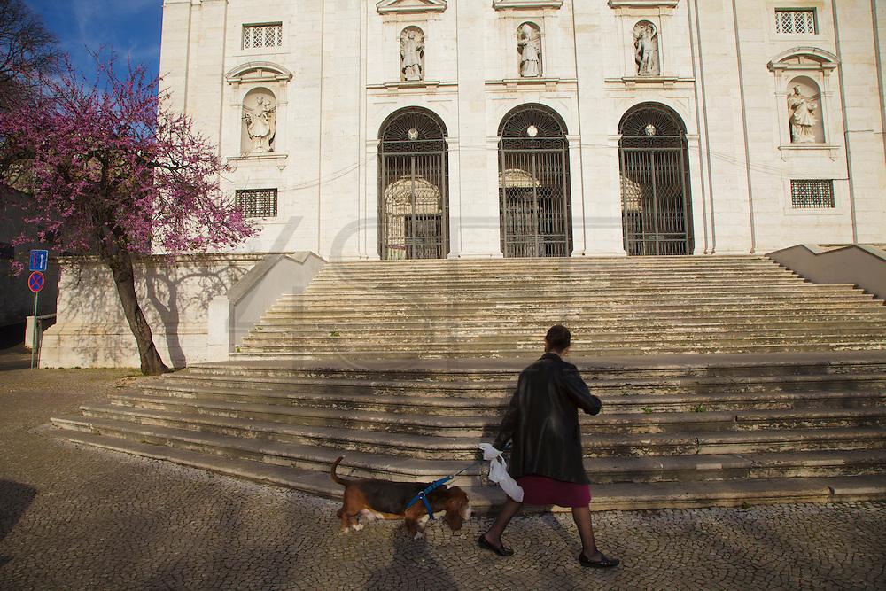 Monastery of São Vicente de Fora, Lisbon