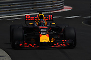 Daniel Ricciardo of Red Bull Racing during the practice session for the 2017 Monaco Formula One Grand Prix at the Circuit de Monaco, Monte Carlo<br /> Picture by EXPA Pictures/Focus Images Ltd 07814482222<br /> 25/05/2017<br /> *** UK &amp; IRELAND ONLY ***<br /> <br /> EXPA-EIB-170525-0080.jpg