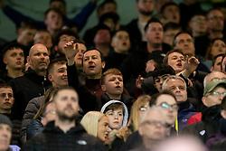Bristol City fans - Mandatory by-line: Daniel Chesterton/JMP - 15/02/2020 - FOOTBALL - Elland Road - Leeds, England - Leeds United v Bristol City - Sky Bet Championship