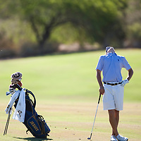 American Junior Golf Association players Jordan Spieth at the Thunderbird International Junior tournament.