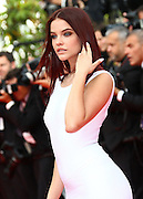 22.MAY.2014. CANNES<br /> <br /> CODE - CP<br /> <br /> BARBARA PALVIN ATTENDS 'THE SEARCH' PREMIERE DURING THE 67TH ANNUAL CANNES FILM FESTIVAL ON MAY 21<br /> <br /> BYLINE: EDBIMAGEARCHIVE.CO.UK<br /> <br /> *THIS IMAGE IS STRICTLY FOR UK NEWSPAPERS AND MAGAZINES ONLY*<br /> *FOR WORLD WIDE SALES AND WEB USE PLEASE CONTACT EDBIMAGEARCHIVE - 0208 954 5968*