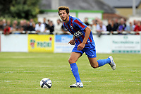 FOOTBALL - FRIENDLY GAMES 2010/2011 - SM CAEN v STADE RENNAIS - 31/07/2010 - PHOTO JEAN MARIE HERVIO / DPPI - DAMIEN MARCQ (SMC)