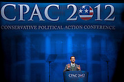Actor and filmmaker KIRK CAMERON, speaks at the annual Conservative Political Action Conference (CPAC) in Washington, D.C. on Thursday. ..CPAC, which began in 1973, attracts more than 10,000 people and The American Conservative Union, which runs it, announced it expected 1,200 members of the media.