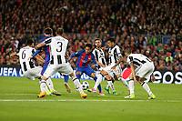 19.04.2017 - Barcellona  -  Quarti di finale  Champions League, Barcellona-Juventus , Nella foto:  Neymar