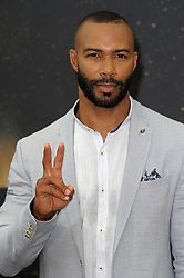 """50 cent"" Curtis Jackson and Omari Hardwick attending ""Power"" photocall durinh 57th Montecarlo Television Festival. 20 Jun 2017 Pictured: Omari Hardwick. Photo credit: maximon / MEGA TheMegaAgency.com +1 888 505 6342"
