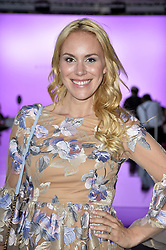 July 2, 2018 - Berlin, Deutschland - Kathi Woerndl.LASCANA Fashion Show, Berlin, Germany - 02 Jul 2018 (Credit Image: © face to face via ZUMA Press)