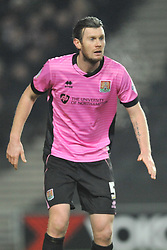 ZANDER DIAMOND NORTHAMPTON TOWN, MK Dons v Northampton Town, FA Cup Emirates FA Cup Third round Repay, Stadium MK, Tuesday 19th January 2016