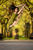 Dance As Art The New York City Photography Project Central Park Series with dancer