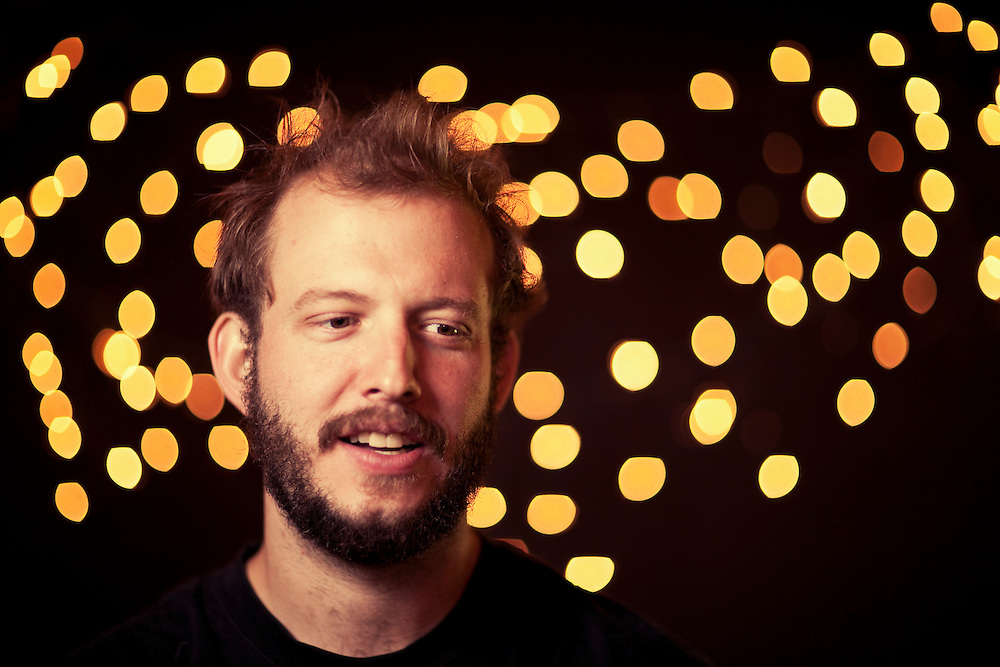 Bon Iver, Fall Creek, Wisconsin, August 2010...Photo by D.L. Anderson..
