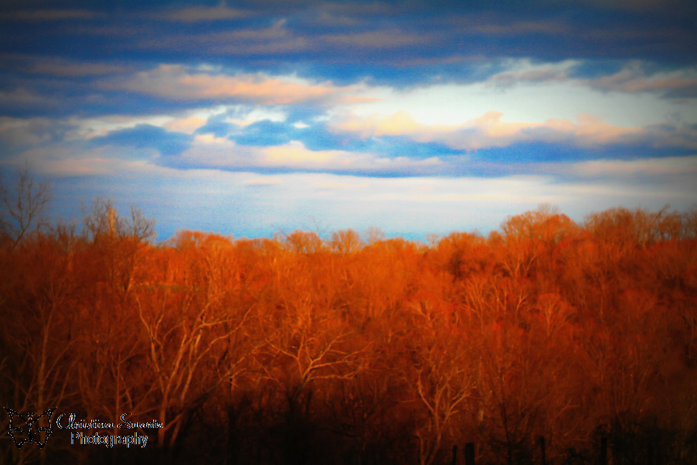 South Eastern Ohio Landscape image for sale
