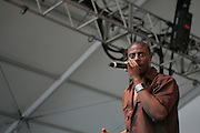 June 18, 2006; Manchester, TN.  2006 Bonnaroo Music Festival. .The Streets perform live at Bonnaroo 2006.  Photo by Bryan Rinnert