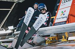 09.03.2020, Lysgards Schanze, Lillehammer, NOR, FIS Weltcup Skisprung, Raw Air, Lillehammer, Damen, im Bild Eva Pinkelnig (AUT), Augment Ski // Eva Pinkelnig of Austria Augment Ski during women's 2nd Stage of the Raw Air Series of FIS Ski Jumping World Cup at the Lysgards Schanze in Lillehammer, Norway on 2020/03/09. EXPA Pictures © 2020, PhotoCredit: EXPA/ JFK