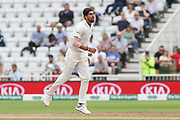 Ishant Sharma of India bowling to Ben Stokes of England during the 3rd International Test Match 2018 match between England and India at Trent Bridge, West Bridgford, United Kingdon on 21 August 2018.