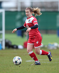Bristol Academy's Christie Murray  - Photo mandatory by-line: Joe Meredith/JMP - Mobile: 07966 386802 - 01/03/2015 - SPORT - Football - Bristol - SGS Wise Campus - Bristol Academy Womens FC v Aston Villa Ladies - Women's Super League