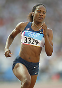 Sanya Richards of the United States was sixth in the women's 400 meters in 50.19 in the 2004 Olympics in Athens, Greece on Tuesday, August 24, 2004.