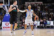 DESCRIZIONE : Eurolega Euroleague 2014/15 Gir.A Dinamo Banco di Sardegna Sassari - Nizhny Novgorod<br /> GIOCATORE : David Logan<br /> CATEGORIA : Palleggio Schema<br /> SQUADRA : Dinamo Banco di Sardegna Sassari<br /> EVENTO : Eurolega Euroleague 2014/2015<br /> GARA : Dinamo Banco di Sardegna Sassari - Nizhny Novgorod<br /> DATA : 21/11/2014<br /> SPORT : Pallacanestro <br /> AUTORE : Agenzia Ciamillo-Castoria / Luigi Canu<br /> Galleria : Eurolega Euroleague 2014/2015<br /> Fotonotizia : Eurolega Euroleague 2014/15 Gir.A Dinamo Banco di Sardegna Sassari - Nizhny Novgorod<br /> Predefinita :