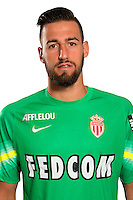 Marc Aurele CAILLARD - 29.08.2014 - Photo officielle Monaco - Ligue 1 2014/2015<br /> Photo : Stephane Senaux / AS Monaco / Icon Sport