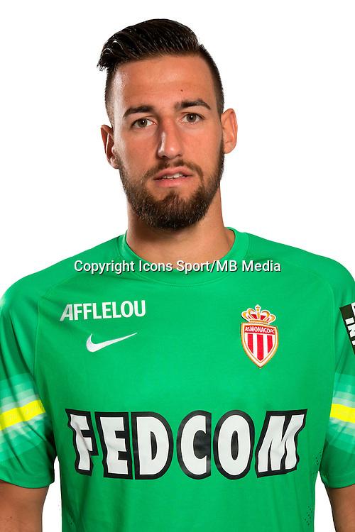 Marc Aurele CAILLARD - 29.08.2014 - Photo officielle Monaco - Ligue 1 2014/2015<br /> Photo : Stephane Senaux / AS Monaco / Icon Sport