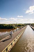 Briare aqueduct, Canal latéral à la Loire