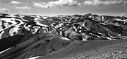 Landmannalaugar,highlands of Iceland