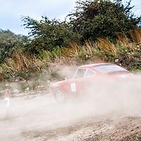 Car 41 Andre Scruton/Marilyn Jones