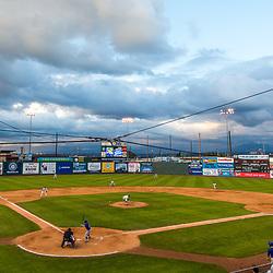 EVERETT, WASHINGTON - JUNE 12: Everett Memorial Stadium in Everett, Washington. (Photo by Christopher Mast/Grand Salami Magazine)