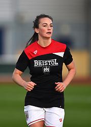 Chloe Arthur of Bristol City Women - Mandatory by-line: Paul Knight/JMP - 28/10/2017 - FOOTBALL - Stoke Gifford Stadium - Bristol, England - Bristol City Women v Reading Women - FA Women's Super League