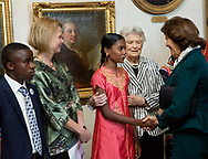 The World&rsquo;s Children&rsquo;s Prize Ceremony 2017 at Gripsholms Castle in Mariefred, Sweden. Photo: Sofia Marcetic/World's Children's Prize<br /> <br /> Since the year 2000, 40,6 million children have learnt about their rights and democracy through the World&rsquo;s Children&rsquo;s Prize (WCP) program &ndash; the world&rsquo;s largest youth education initiative on human rights and democracy. They have been empowered to demand respect for their rights, and become change agents in their own communities and in their countries. Three global legends have got behind the WCP as patrons: Nelson Mandela, Malala Yousafzai, and Xanana Gusm&atilde;o. Other patrons include H.M. Queen Silvia of Sweden, Gra&ccedil;a Machel, and Desmond Tutu.<br /> Learn more at http://worldschildrensprize.org