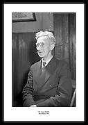 Cllr. James Riddell, 1957